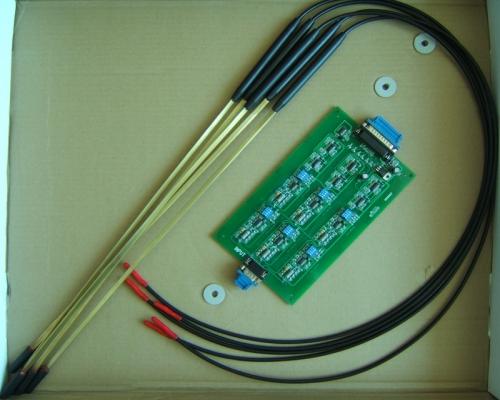 智能交通轴传感器