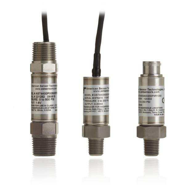 AST4400压力传感器
