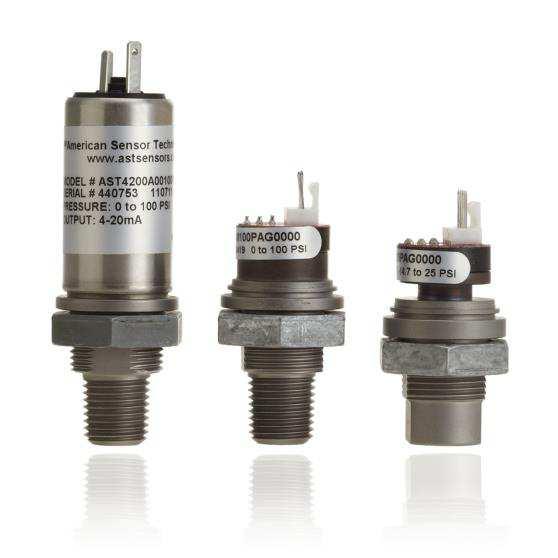AST4200压力传感器