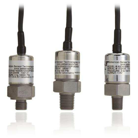 AST4100压力传感器